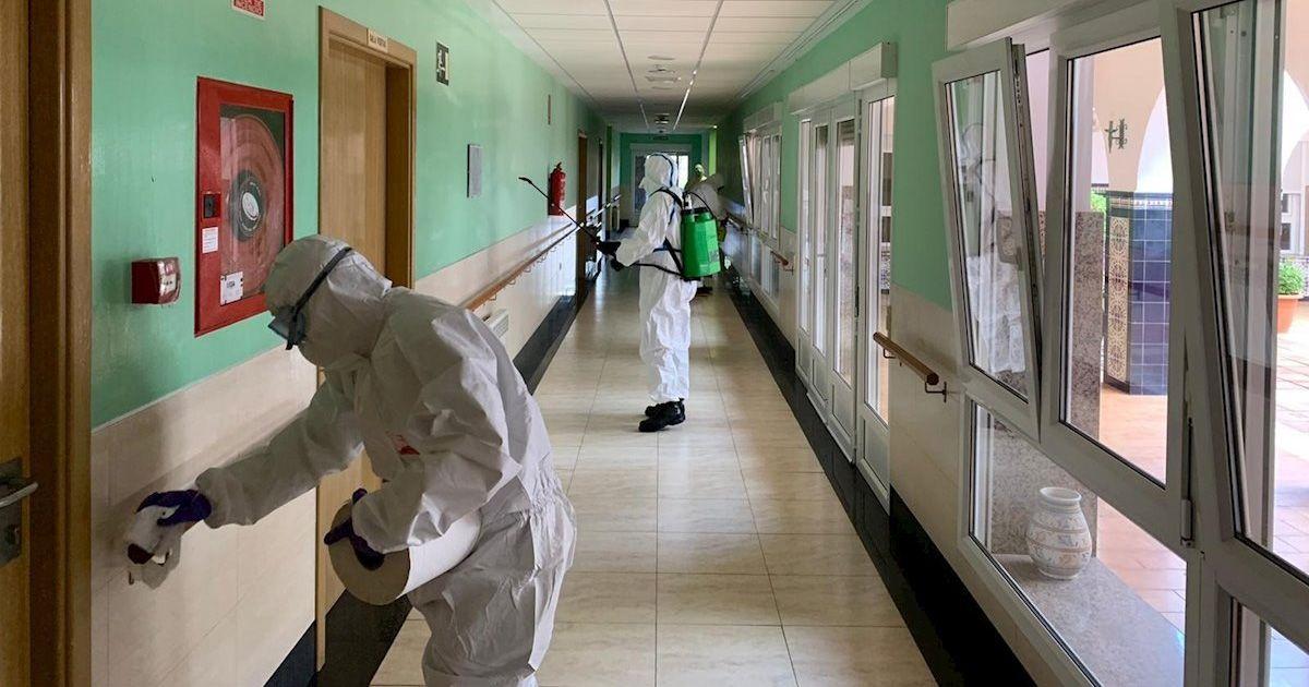 Residencia de mayores coronavirus