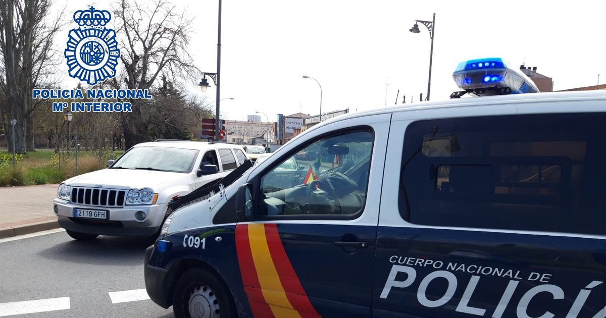 policía nacional fugitivo torremolinos