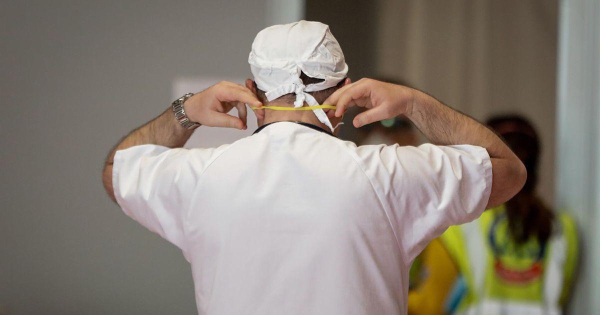 Enfermero vinculado a centros educativos