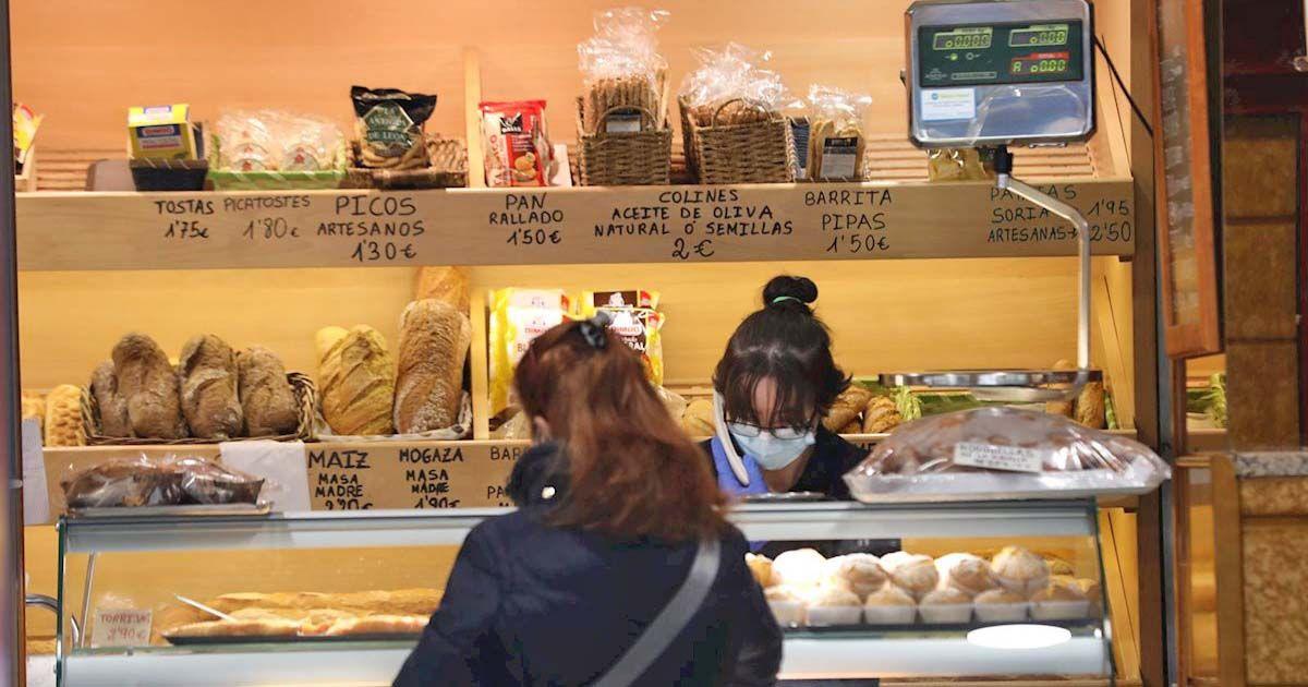 Atracan a punta de cuchillo dos panaderías en Jaén