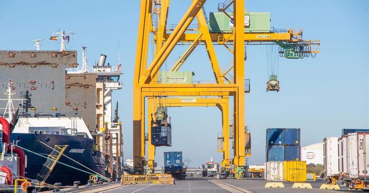 puerto Huelva