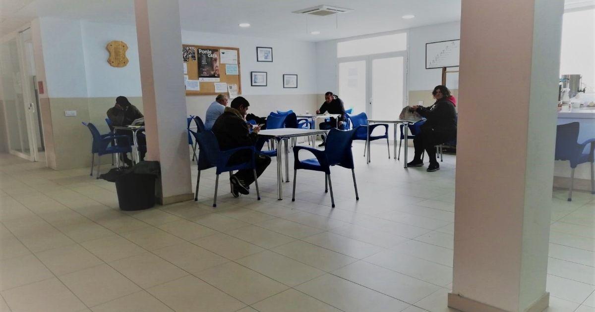 Huelva sin hogar