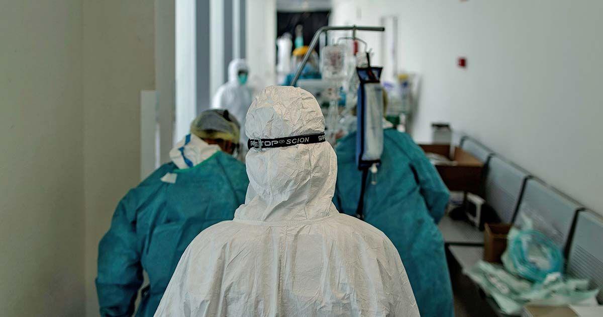 Sanitarios Covid-19 coronavirus andalucia fallecidos