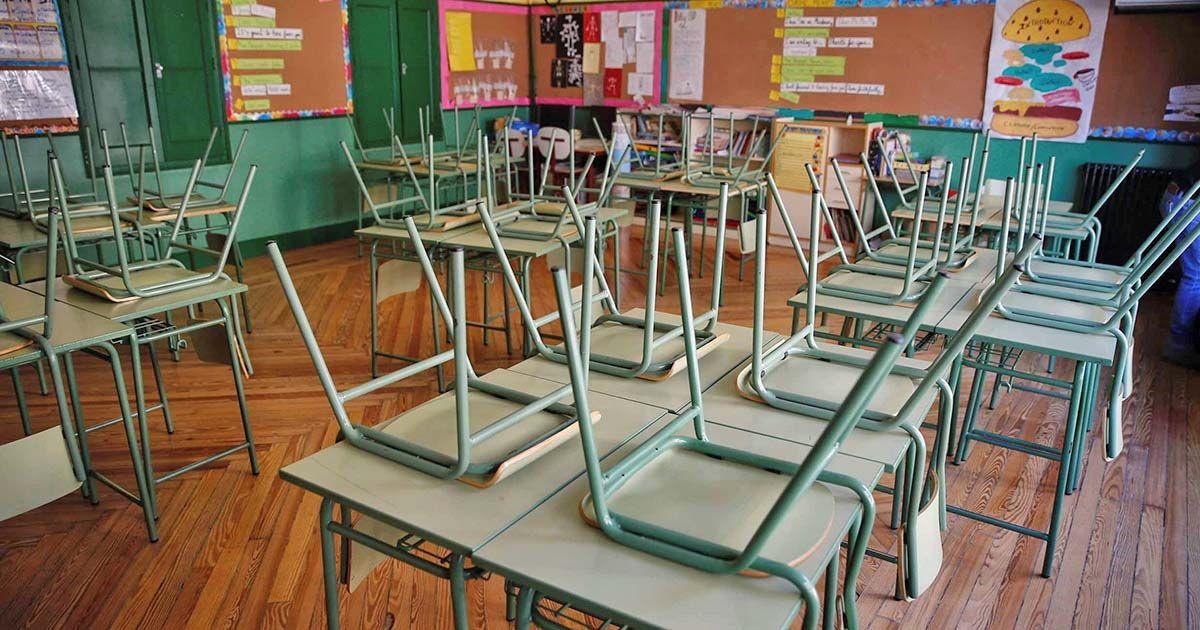 Retrasan el inicio del colegio en Andalucía