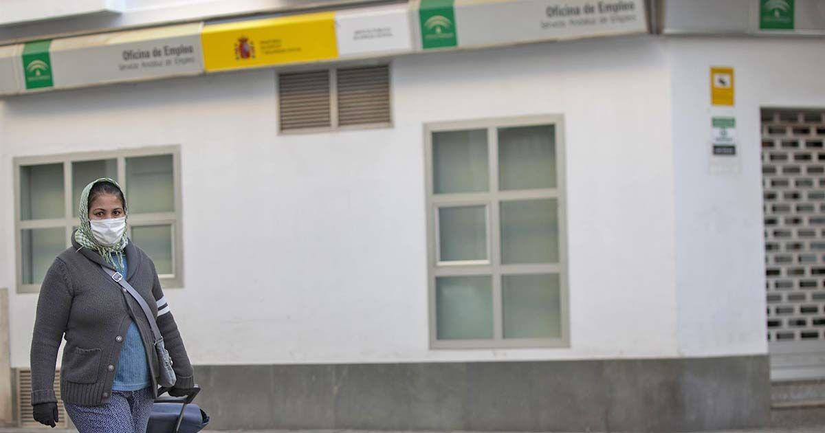 ayuda paro en Andalucía desempleo