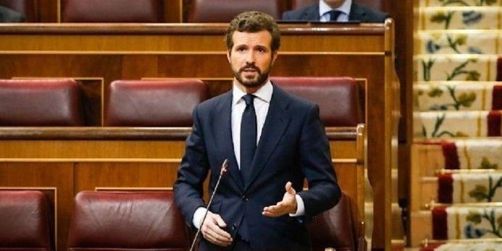 Pablo Casado Congreso