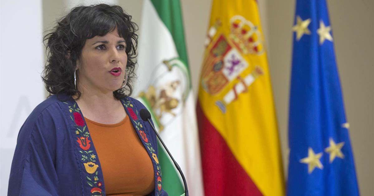Vuelven a denegar la renuncia de Teresa Rodríguez a 'sus dietas'