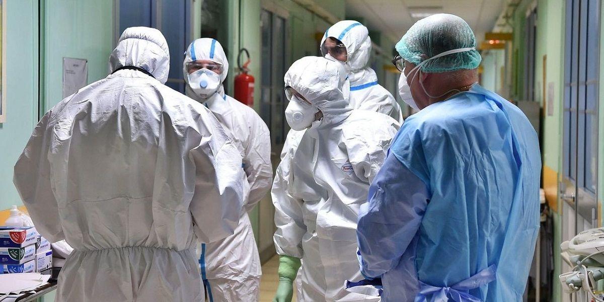 coronavirus hospitalizados Covid-19