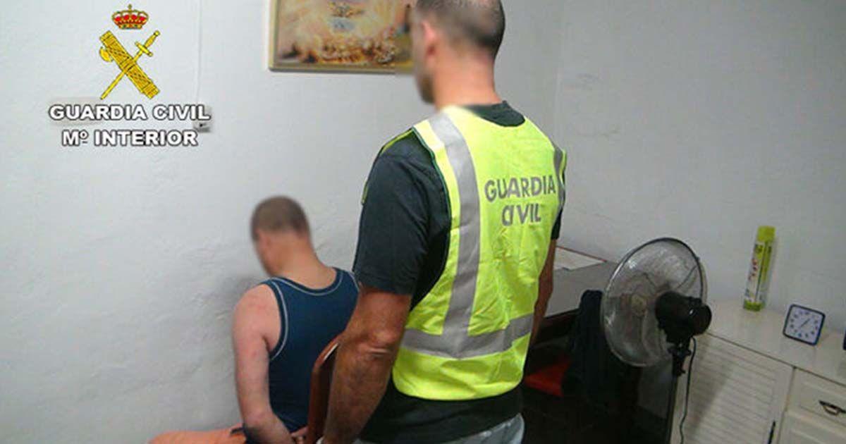 Detenido guardia civil narcotráfico operación cádiz y málaga