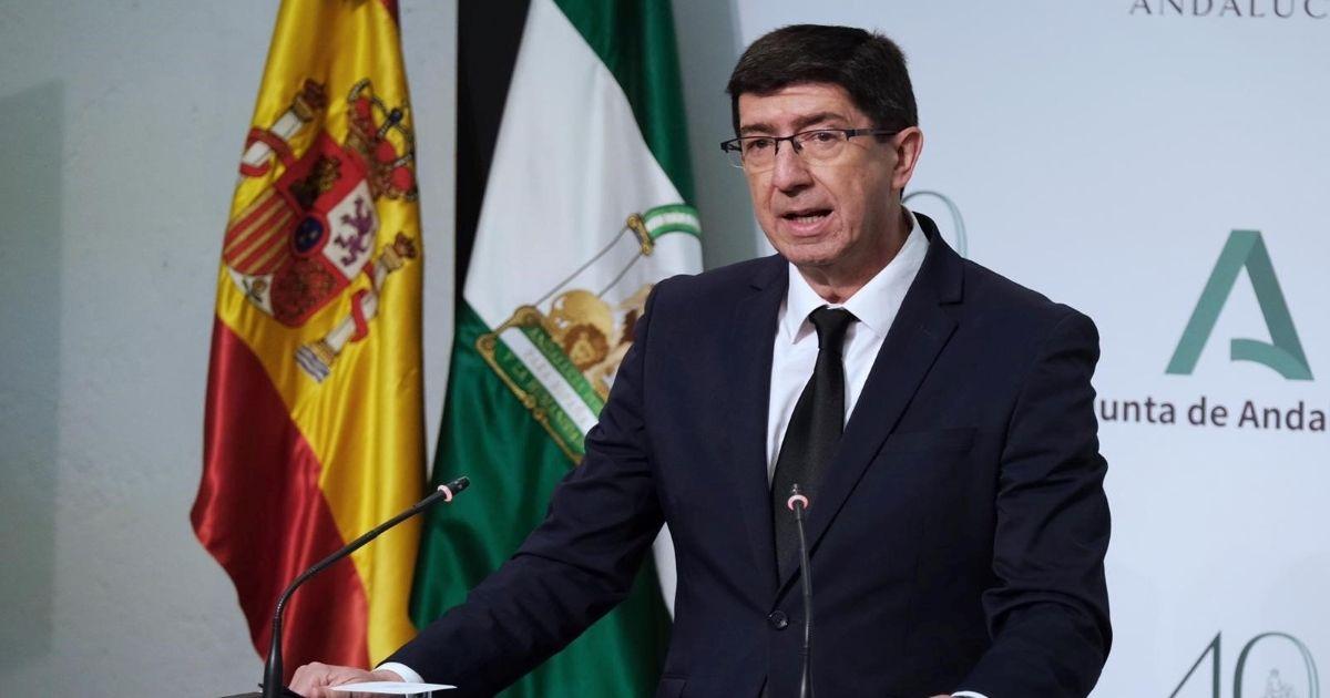 Juan Marín Andalucía