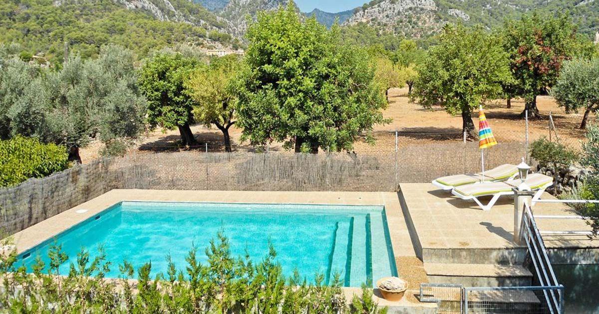 piscina campo veraneo veranear turismo rural