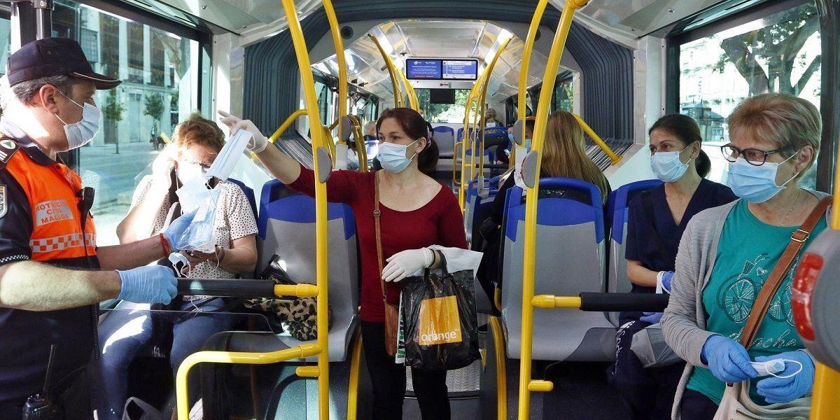 Desciende el número de usuarios de autobús urbano