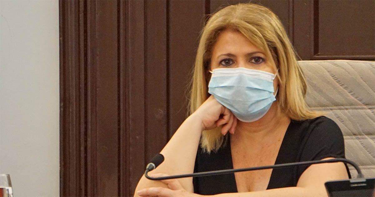 PP rechaza la subida del billete de autobús de Mamen Sánchez