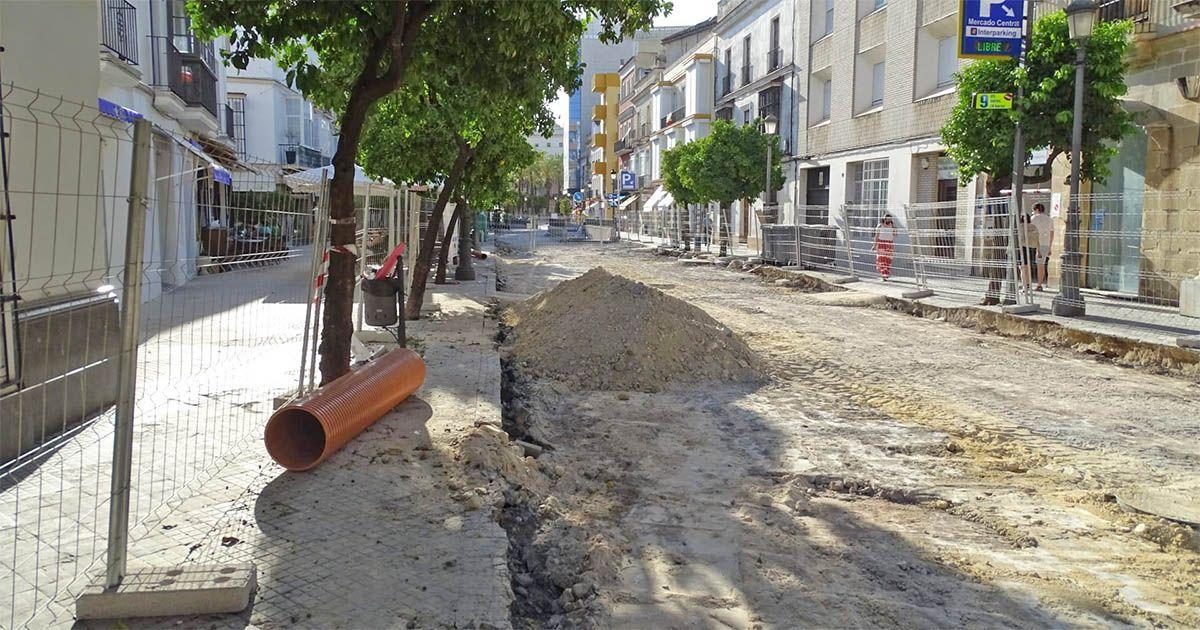 calle corredera jerez