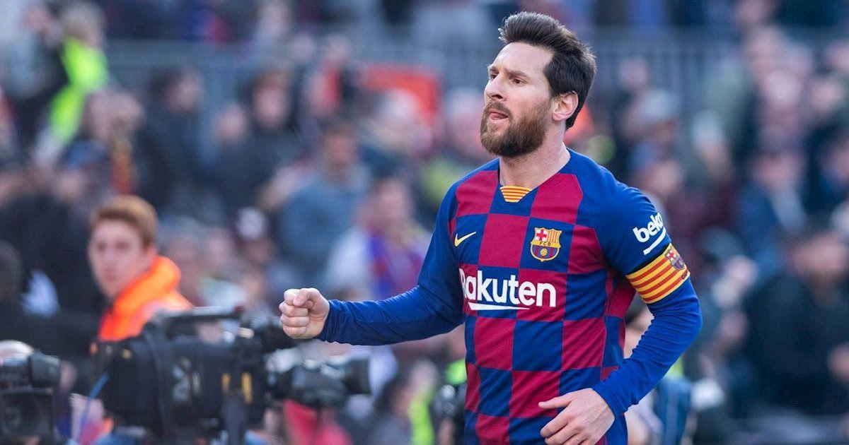 Messi Barcelona Nápoles