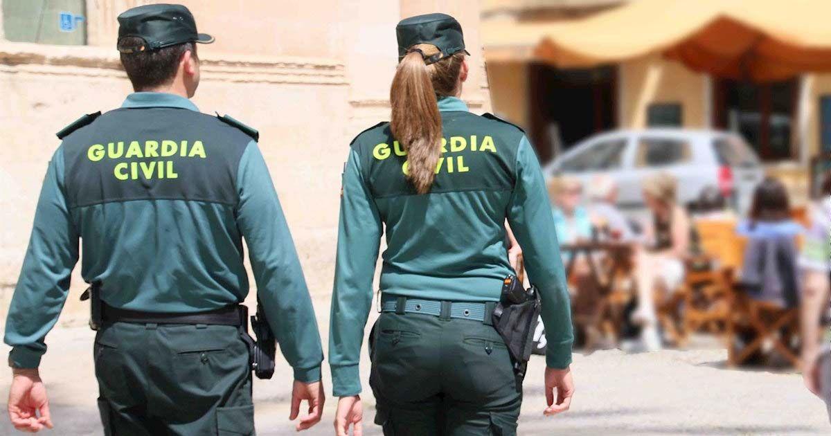 Intenta atropellar a un guardia civil para no entrar en prisión