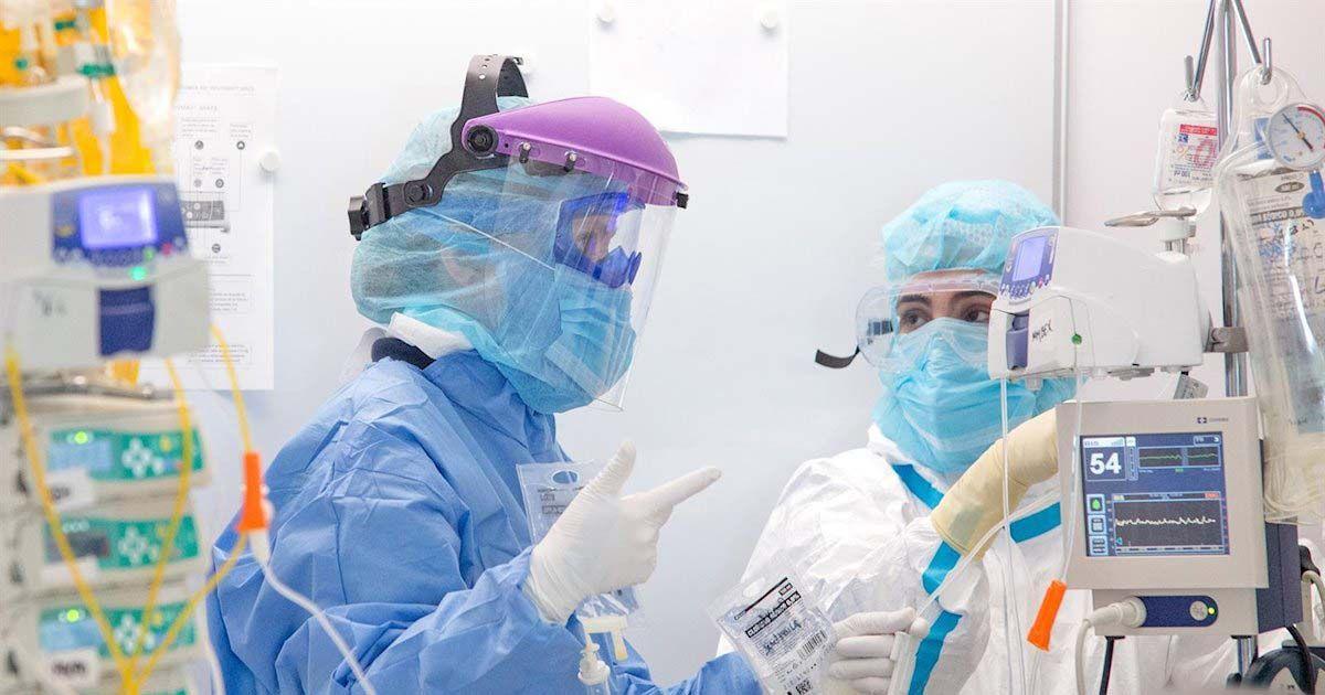 Coronavirus: Andalucía supera los 100 pacientes en UCI