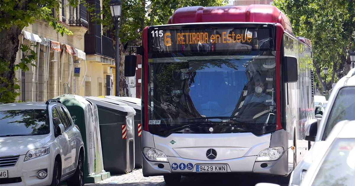 autobus urbano jerez