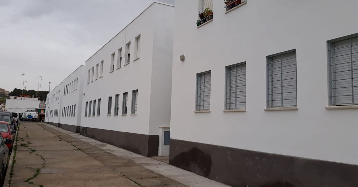 Cádiz vivienda pública