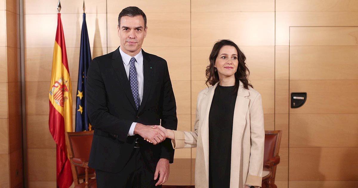 Cs ofrecerá a PSOE y PP ir juntos en las catalanas para ganar al independentismo