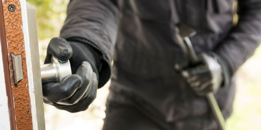guardería Huelva Policía robo