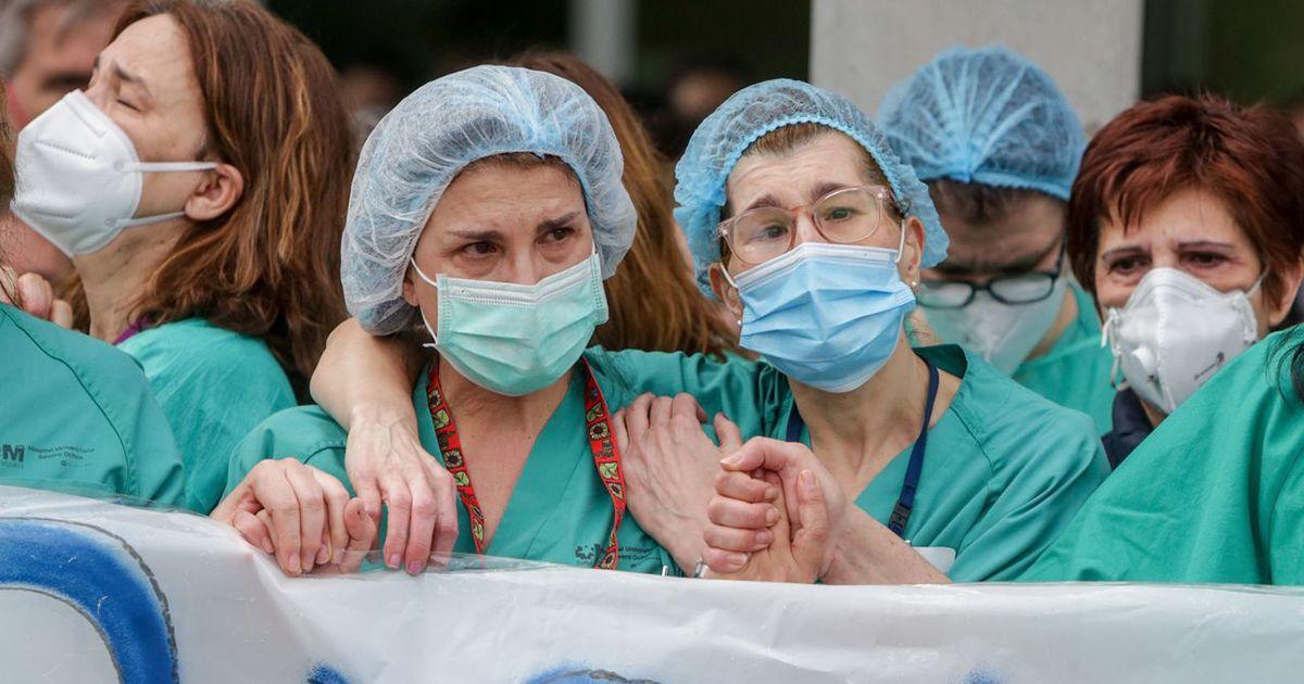 Los médicos alertan de la situación