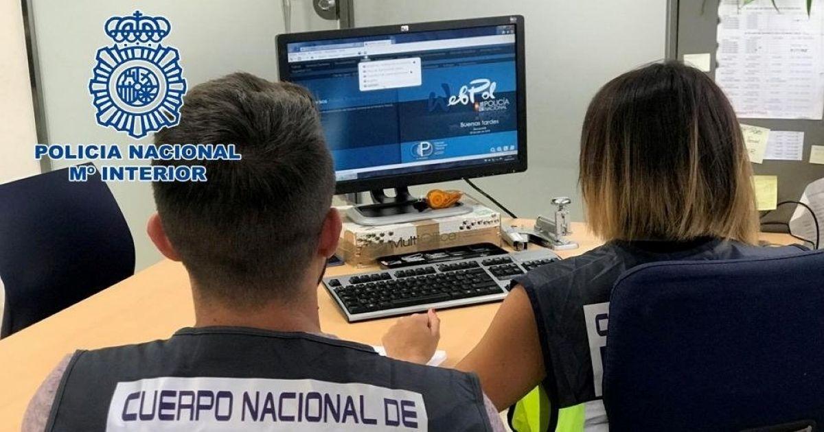 Policía Granada