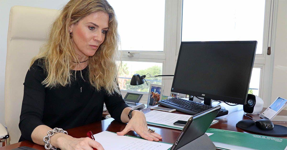 Ana Mestre Junta presupuestos Jerez