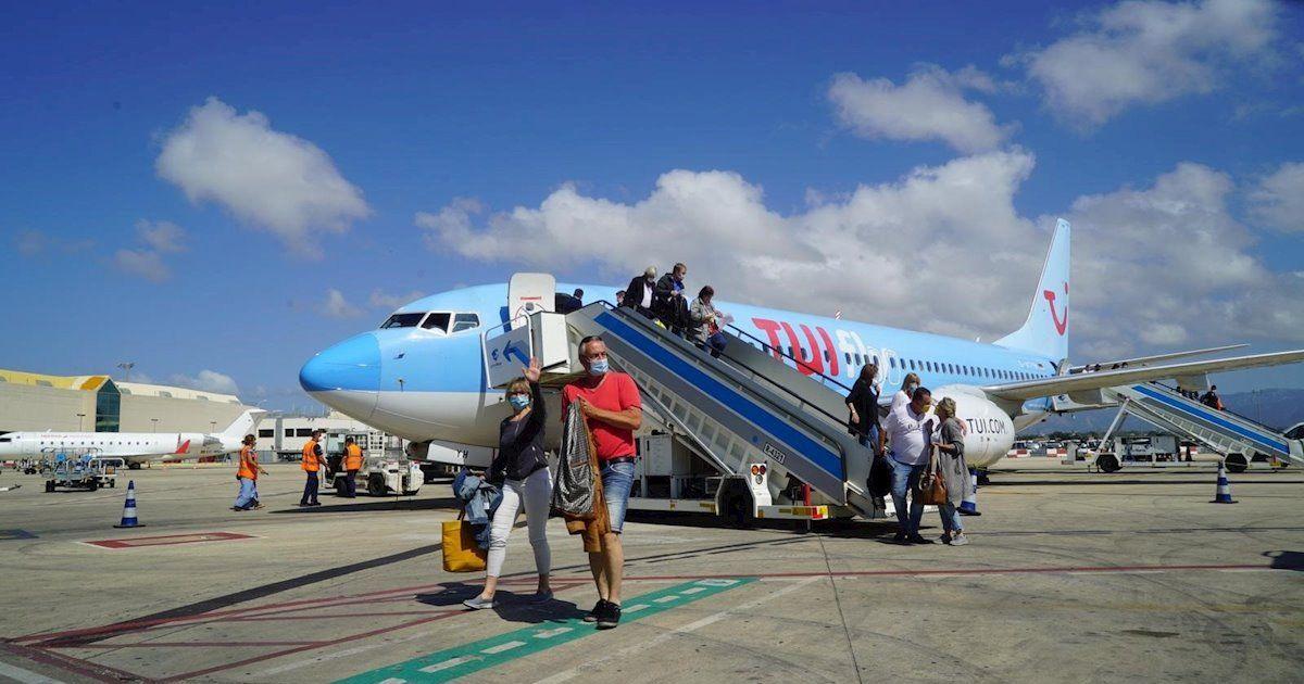 Alemania considera a España 'zona de riesgo' para el turismo menos Canarias