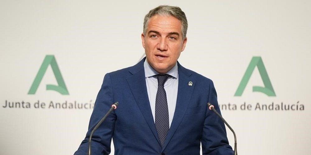 Bendodo sobre las medidas del Gobierno andaluz en Granada