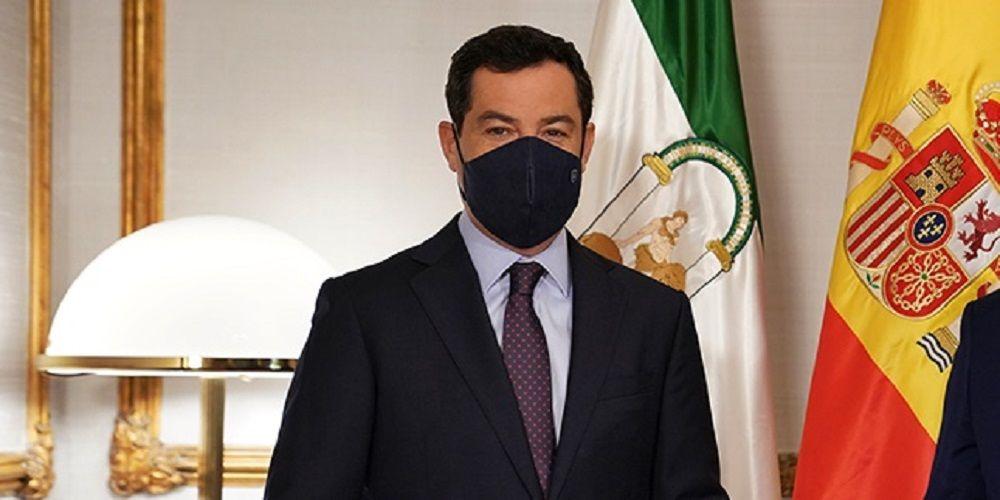 Juanma Moreno Junta de Andalucía