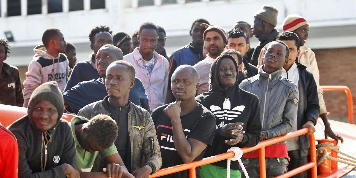 Cádiz inmigrantes