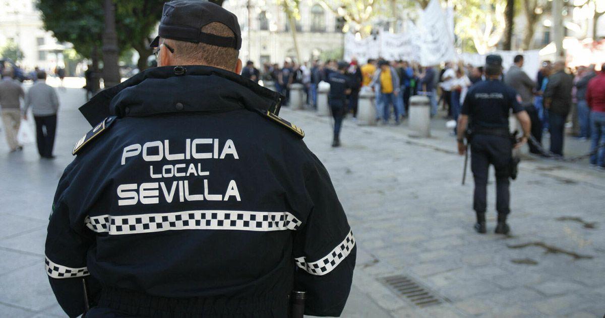 mascarillas Sevilla concentración