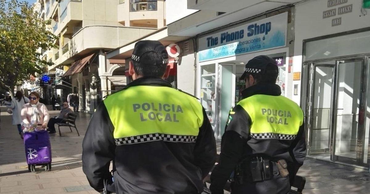 Policía Local del Rincón de la Victoria
