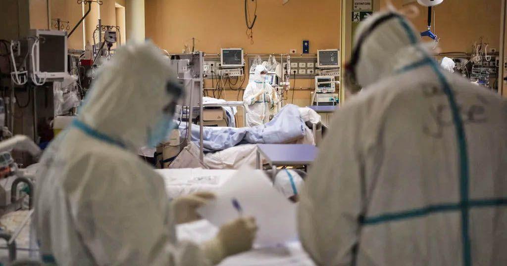hospitalizados hospital uci coronavirus ITALIA TURÍN Andalucia