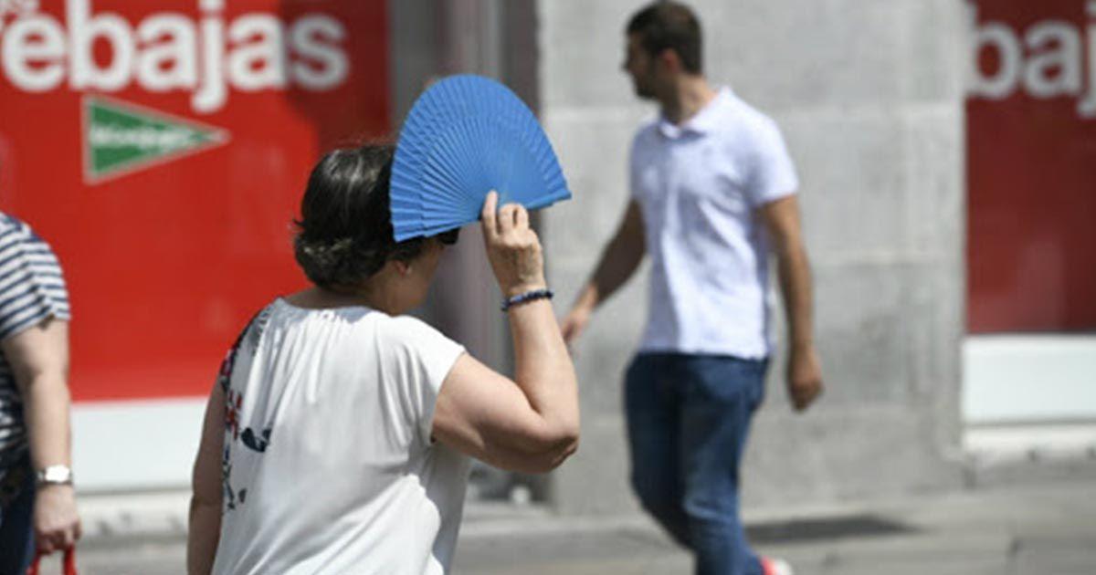 Mantienen el aviso naranja por altas temperaturas en Córdoba, Granada y Jaén