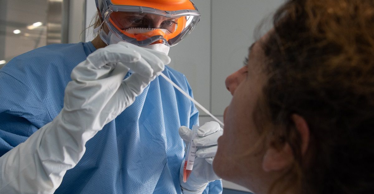 Test coronavirus España