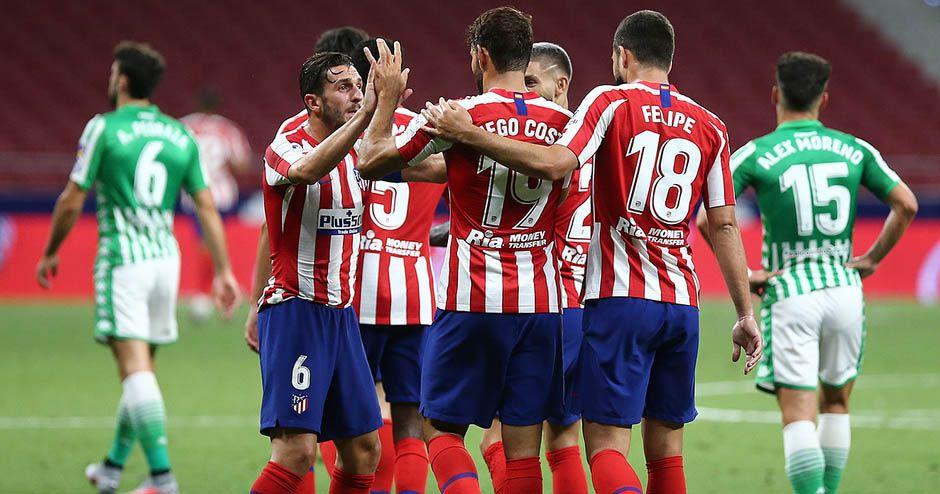 Diego Costa Atlético Madrid