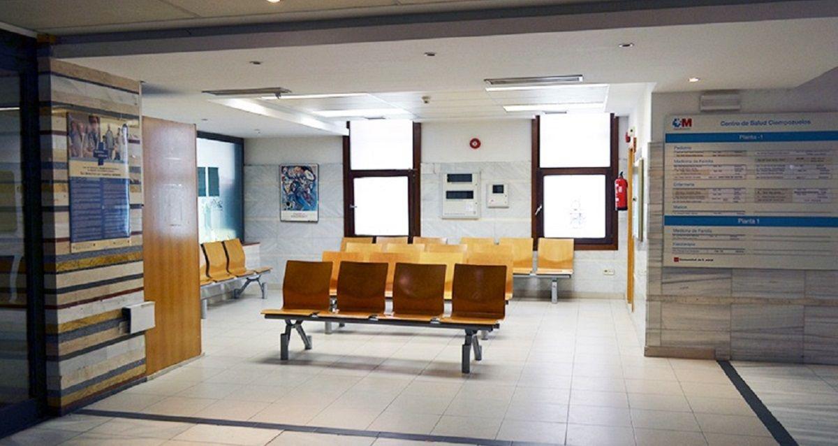 centro salud Cádiz