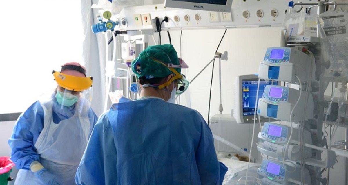 Coronavirus en hospitalizados Andalucía: La cifra de hospitalizados sube a 1.065