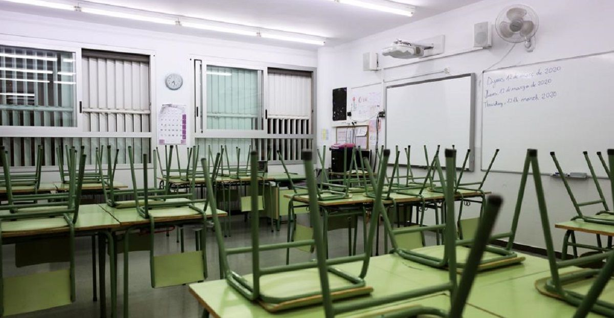 En cuarentena tres clases de un colegio de Córdoba
