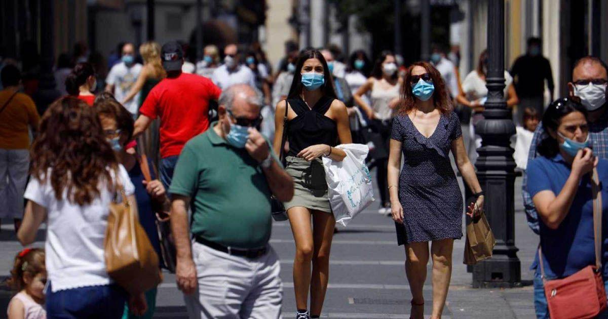 Más de 50 personas denunciadas por no usar mascarilla en Sanlúcar