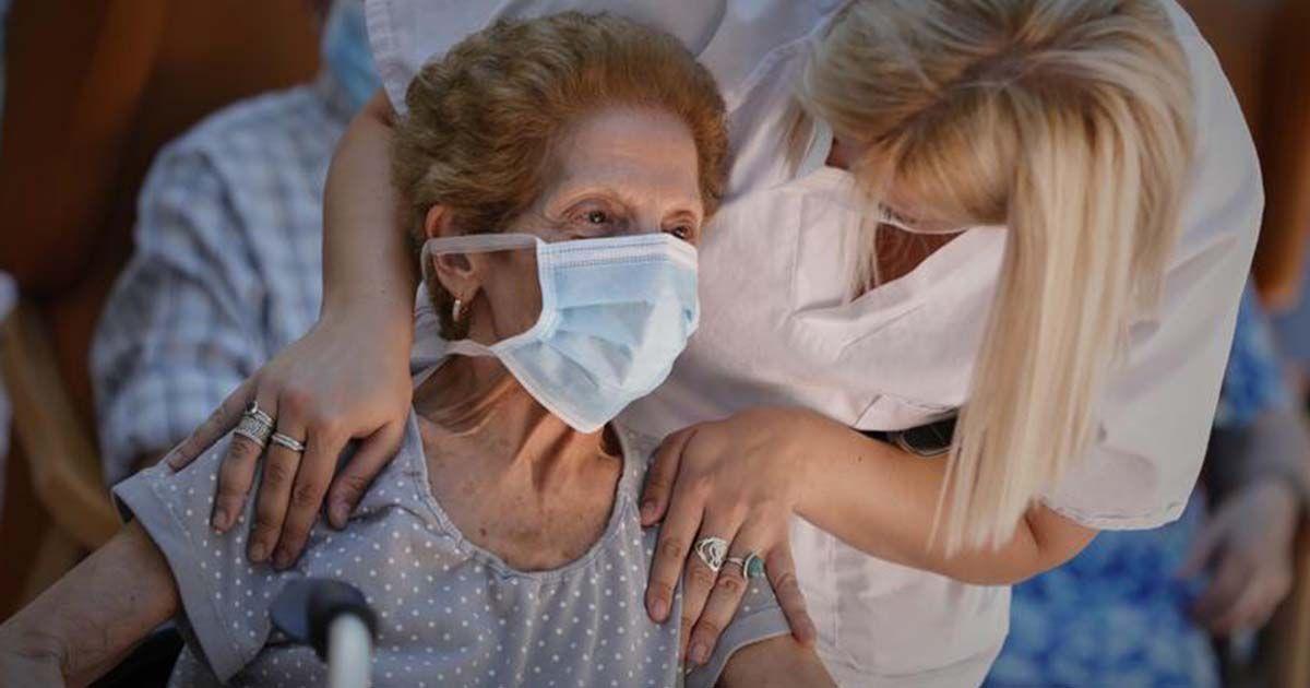 residencias mayores coronavirus covid brotes residencia de mayores
