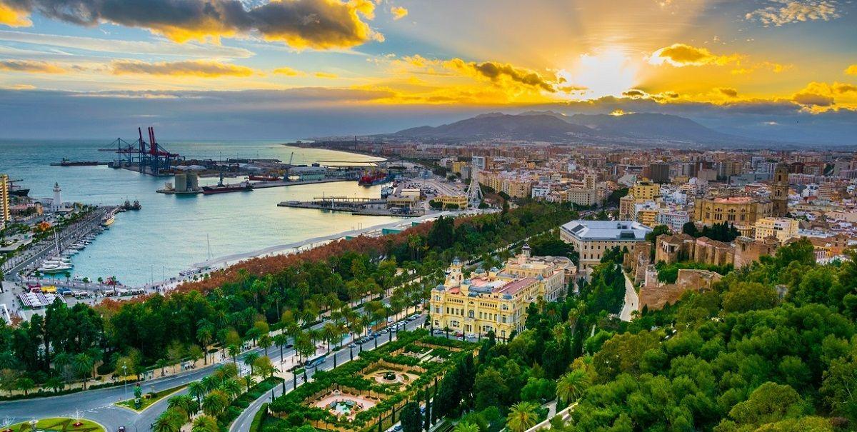 Málaga tiempo en malaga