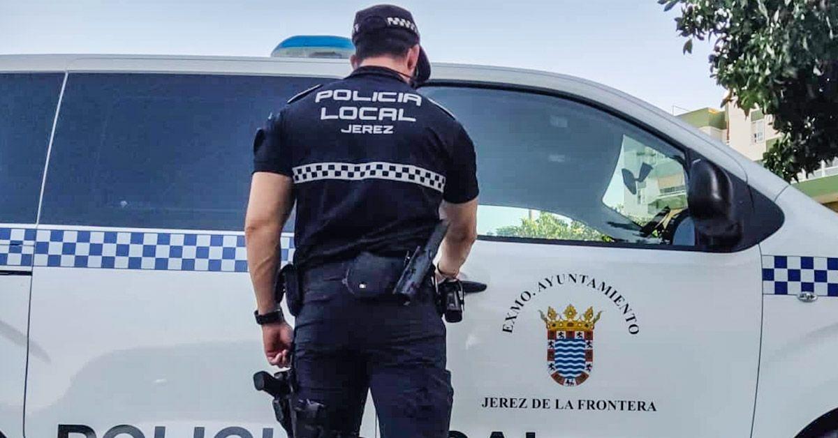 Ocho agentes de la Policía Local de Jerez en cuarentena tras confirmarse tres positivos