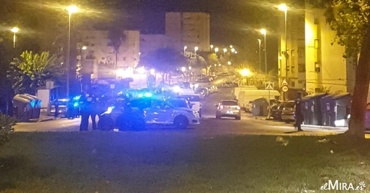 Policía Local Pelea en Jerez