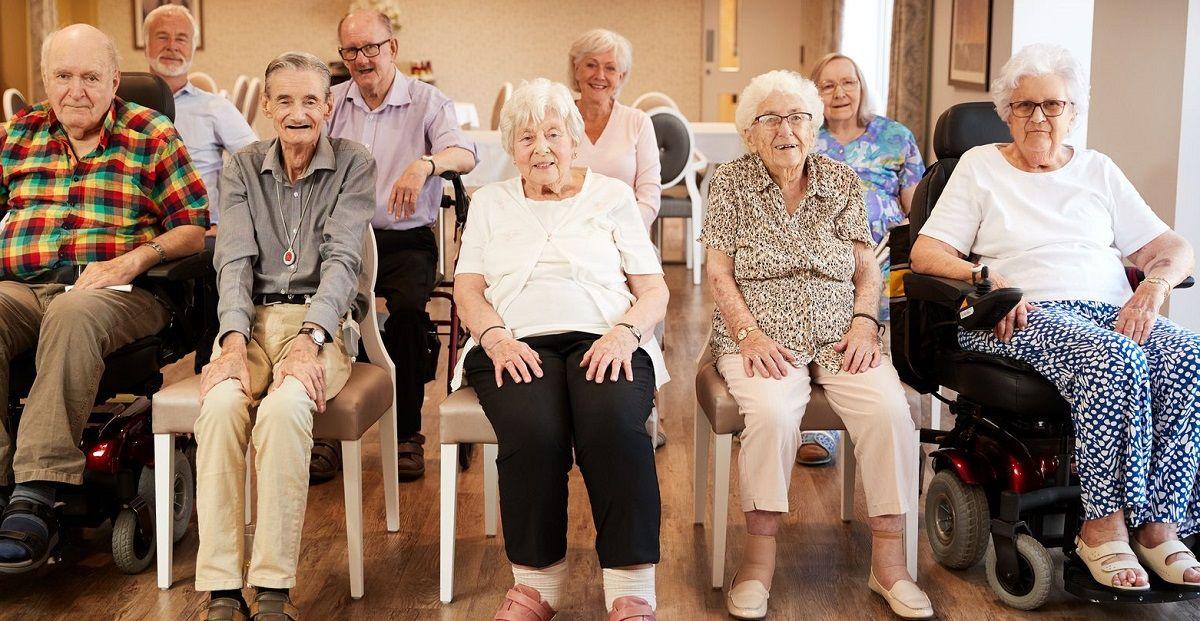 Andalucía residencias ancianos Coronavirus