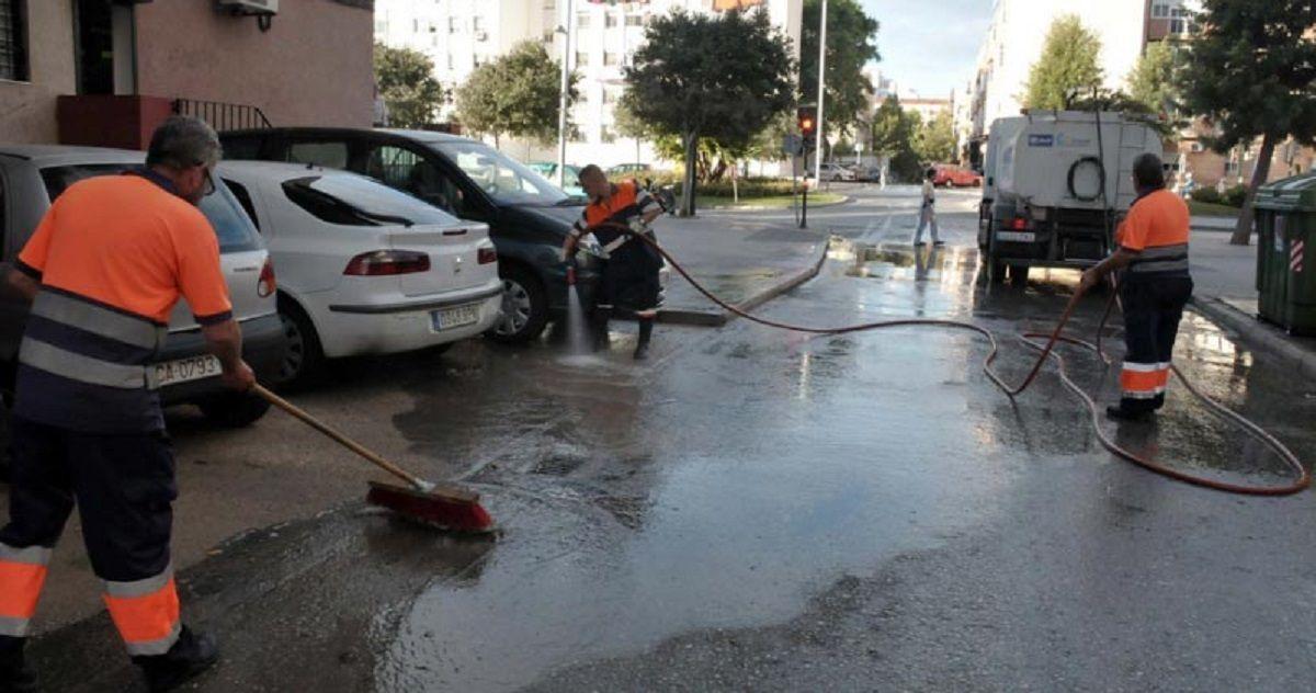 Cádiz limpieza