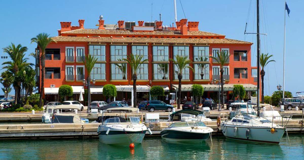 Puerto deportivo de Sotogrande (San Roque, Cádiz)