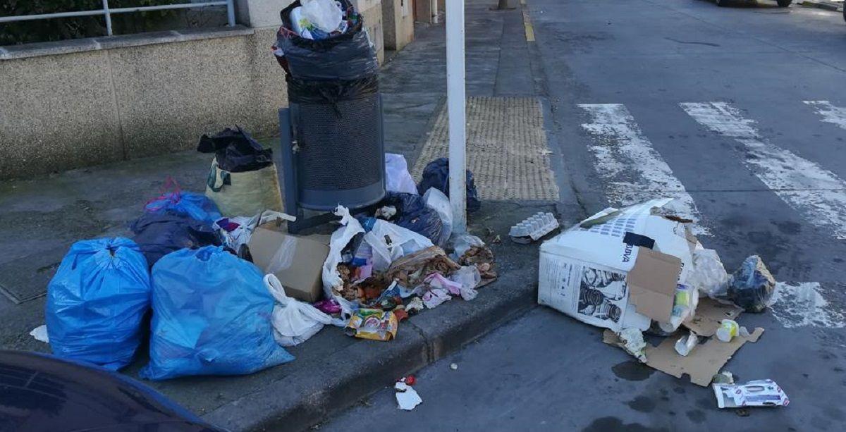 contendores basura